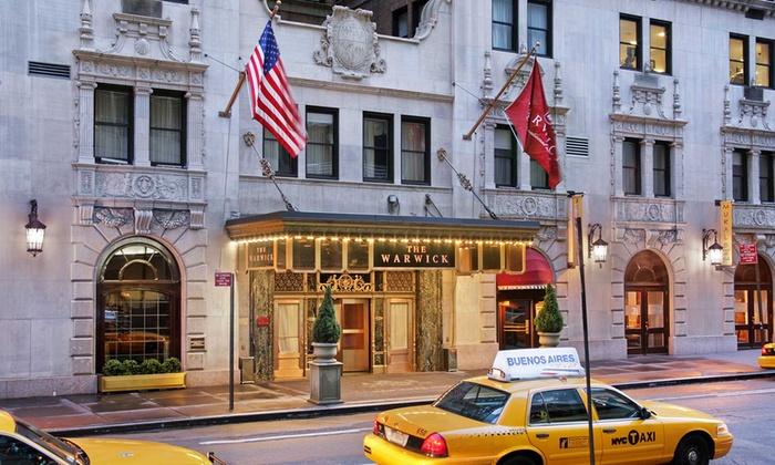 4-Star Historic Midtown Manhattan Hotel