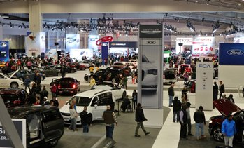 Up to 38% Off Admission to The Washington Auto Show