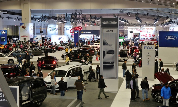 Washington Auto Show 2020.The Washington Auto Show