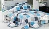 Artistic Design Quilt Cover Set