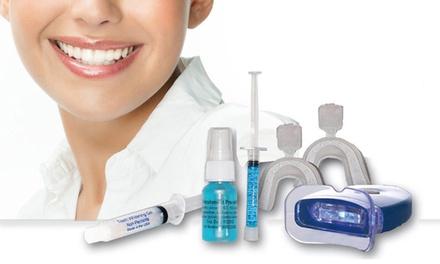 Kit de blanchiment dentaire complets White Pro avec recharges 10ml, stylo et mousse, livraison offerte
