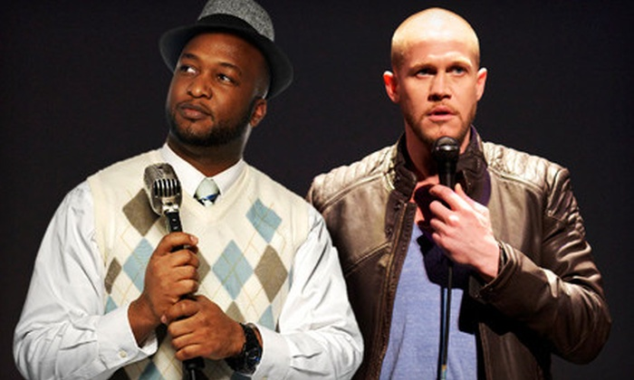 Nema Williams & Ed Blaze - Bethlehem: Nema Williams and Ed Blaze Comedy for One or Two at Diamond Theater at Zoellner Arts Center on April 25 (Up to Half Off)