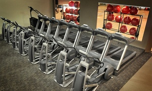 HER Total Fitness: $27 for One-Month Unlimited Membership at HER Total Fitness ($65 Value)