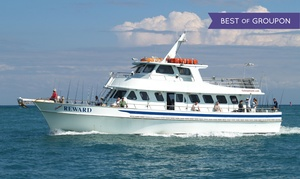 The Reward Fleet: Half-Day or Night Fishing Excursion for One or Two Adults or Children from The Reward Fleet (Up to 37% Off)