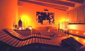 CENTRO BENESSERE ACADEMY: Percorso benessere con massaggi da 30 minuti da Centro Danza & Benessere (sconto fino a 69%)