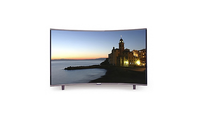 Groupon Goods Global GmbH: Akai CTV4025 T Smart Curved TV 39'' for €399.98 With Free Delivery (43% Off)