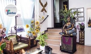Hong-thai: Uno o 3 massaggi thailandesi da 60 o 90 minuti con hammam al centro olistico Hong-Thai