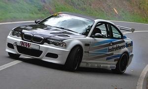 RacePool: 2, 4, 6 oder 8 High-Speed-Runden im Rennwagen nach Wahl selber fahren bei Racepool (bis zu 73% sparen*)