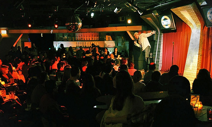 The Comedy Bar - The Comedy Bar: Standup Show for Two or Four at The Comedy Bar Through October 16 (Up to 55% Off)