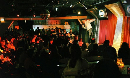 Standup Comedy at The Comedy Bar (Up to 53% Off)