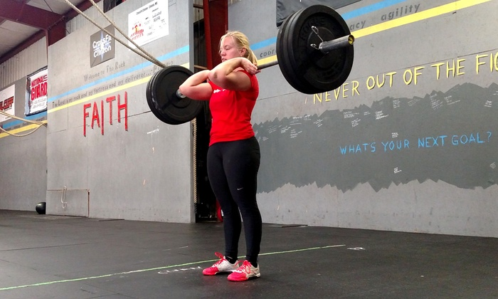 CrossFit Clinton - Clinton: One or Two Months of Unlimited CrossFit Classes at CrossFit Clinton (Up to 64% Off)