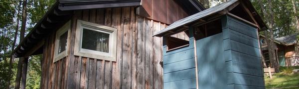 Secluded Cabins near Deep Creek Lake