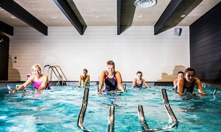 3 ou 5 séances daquabiking de 45 minutes chacune dès 45 € au centre Swimcenter Pévèle