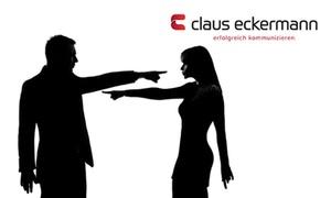 """Claus Eckermann: Das Körpersprache-Event """"Ich weiß, dass Du lügst!"""" in 9 Städten bei Claus Eckermann (92% sparen)"""
