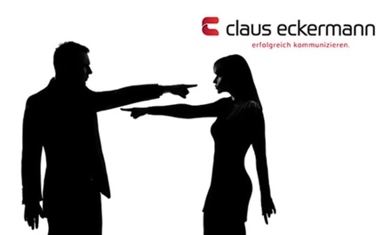 """Das Körpersprache Event """"Ich weiß, dass Du lügst!"""" in 9 Städten bei Claus Eckermann (92% sparen)"""
