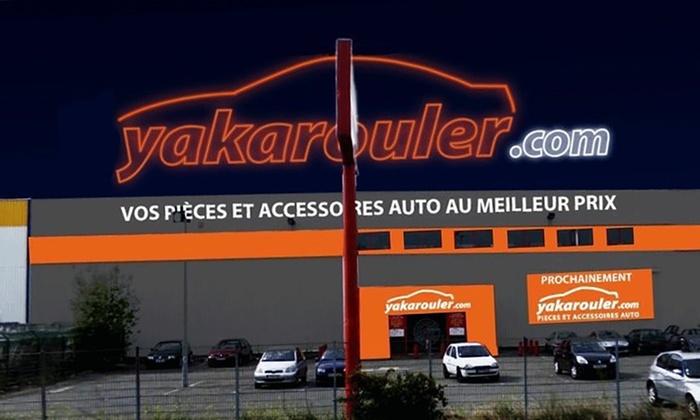 Yakarouler thiais idf groupon for Garage de thiais