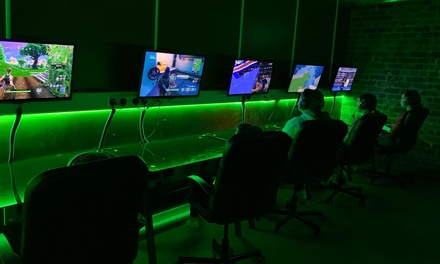 Game Room Access with OneHour Trampoline Session for One or Two at Spring City Liverpool