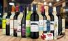 Up to 81% Off 15 Bottles of Premium International Wine