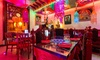 """Restaurant Indian lounge - Nice: Menu """"Dégustation"""" pour 2 ou 4 personnes dès 29,99 € au restaurant Indian Lounge"""