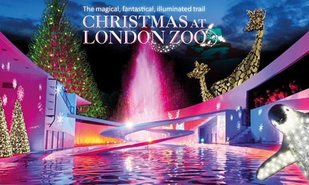 Christmas at London Zoo, 12 December 2018–1 January 2019