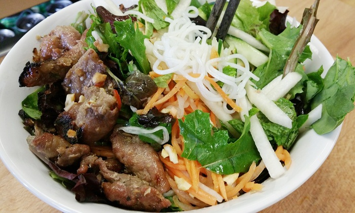 Em Gourmet - Spring Hill Village: $12 for Two Groupons, Each Good for $10 Worth of Takeout Vietnamese Food at Em Gourmet ($20 Total Value)