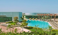 One-Day Pool Pass for Up to Six at The Fitness Center at Hilton Capital Grand (Up to 63% Off)