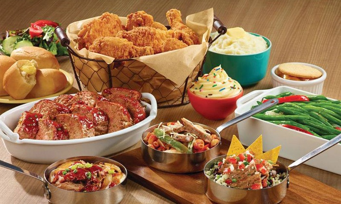 Old Country Buffet: Ovation Brands - JACKSON, MI - OCB: 2, 5, 10, or 20 Groupons, Each Good for $10 Worth of Food and Drinks at Old Country Buffet (Up to 40% Off)