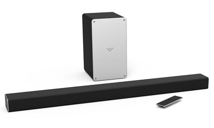Vizio Sb3621n E8 36 2 1 Sound Bar System Manufacturer Refurbished