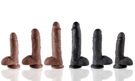 "Pipedream Vibrating and Non-Vibrating King Dildos 7""-10"" 617cf986-4a28-11e7-819f-00259069d868"