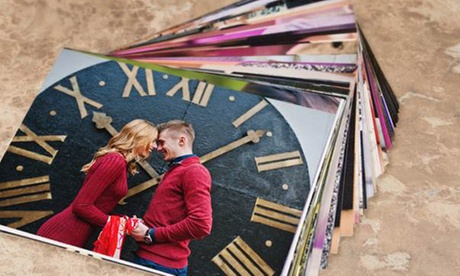 Up to 400 Personalised 6'' x 4'' Photo Prints from Printerpix (Up to 81% Off)