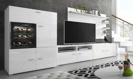 Denis living room system groupon goods - Groupon muebles salon ...