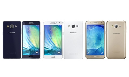 Refurbished Samsung Galaxy Smartphones With Free Delivery