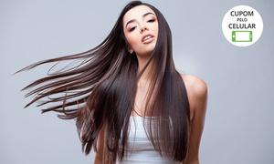 Top Hair Ipanema: Escova progressiva, escova modeladora e opção de corte (brinde: leave-in) no Top Hair Ipanema