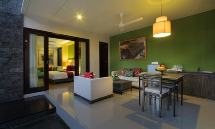 Seminyak, Bali: Up to 7 Nights for Two People with Breakfast and Airport Transfer at Royal Samaja Villas