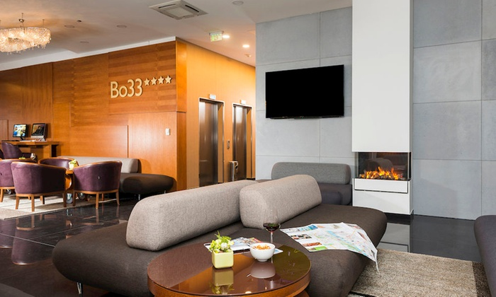Bo33 hotel family suites 4 a budapest groupon getaways for 33 fingers salon groupon