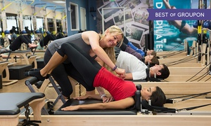 Club Pilates: $79 for Eight Pilates Classes at Club Pilates San Diego ($139 Value)