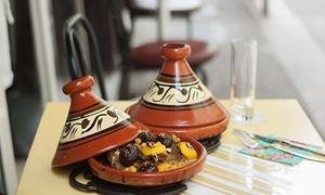 Sarl Les Délices Du Maroc: Tajine au poulet et aux olives pour 2 ou 4 personnes, à emporter, dès 15 € au restaurant Les Délices Du Maroc
