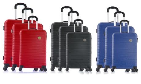 Juego de 3 maletas de la marca Georges Rech, modelo Oxford