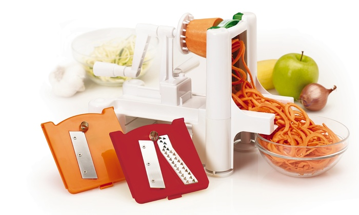 Farberware Spiraletti Fruit And Vegetable Slicer Groupon