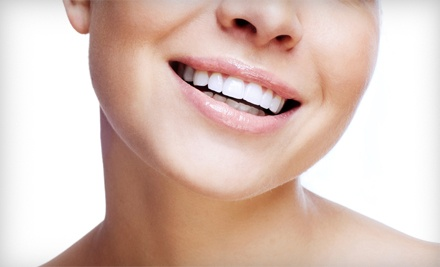 Two, Four, Six, or Eight Dental Veneers Panoramic X-ray and Exam at Ocean Avenue Family Dental (Up to 51% Off)