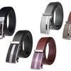 Men's Slide Rachet Buckle Leather Belt