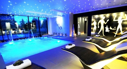 Lancashire: 1 or 2 Nights for Two with Breakfast; Option for Dinner and Spa Treatments at 4* Stanley House Hotel & Spa