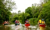 Toronto Adventures Inc. - Toronto: Fall Color Humber River Canoe Trip; Two Canoe Rentals options available at Toronto Adventures (Up to 20% Off)