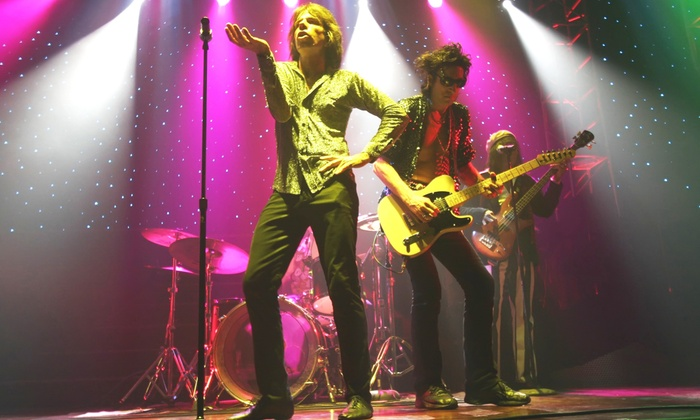 Satisfaction - International Rolling Stones Tribute Show at Mercury Ballroom - Mercury Ballroom: Satisfaction: The International Rolling Stones Tribute Show on Friday, March 2, at 9 p.m.