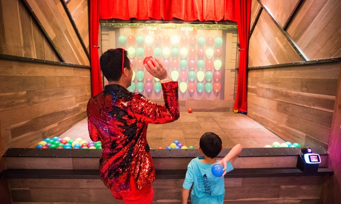 Two Bit Circus - Up To 43% Off - Los Angeles, CA | Groupon