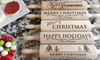 Personalized Christmas Rolling Pins from American Laser Crafts: Personalized Christmas Rolling Pins from American Laser Crafts