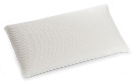 1 o 2 almohadas viscoelástica lavable núcleo compacto Dormio