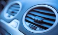 Recarga del aire acondicionado por 29,95 €, con cambio de aceite y filtro por 59,95 € y con los 4 filtros por 99,95 €