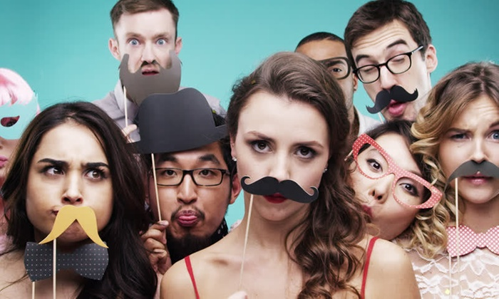 The Flash Dash - Alpharetta: Up to 52% Off Photobooth at The Flash Dash