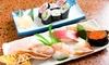 寿司セット(全8品)